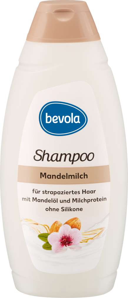 Abbildung des Sortimentsartikels Bevola Shampoo Mandelmilch 500ml