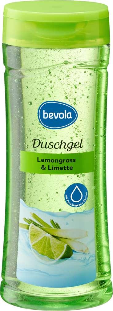 Abbildung des Sortimentsartikels Bevola Duschgel Zitronengras & Limette 300ml