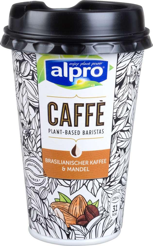 Abbildung des Sortimentsartikels Alpro Caffè Mandel lf vegan TG 235ml