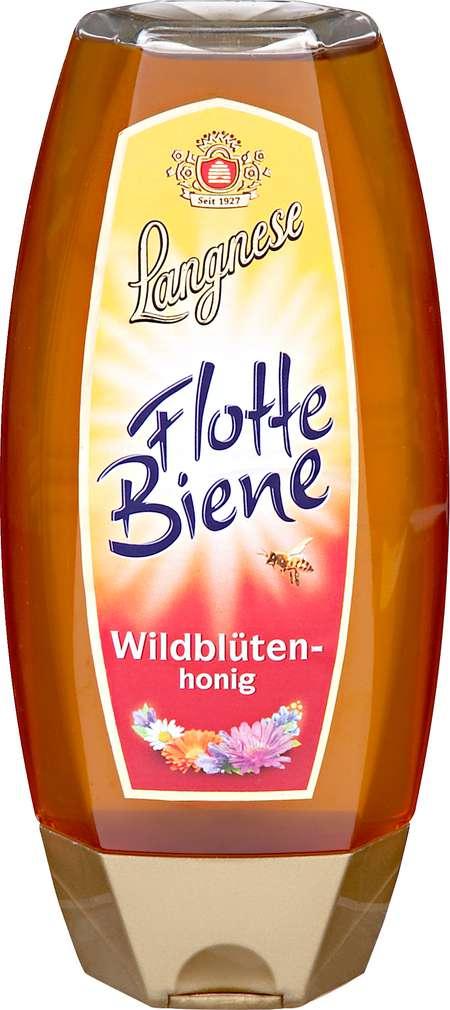 Abbildung des Sortimentsartikels Langnese Wildblütenhonig 500g