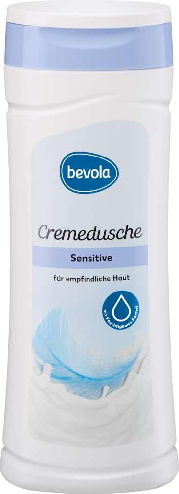 Abbildung des Sortimentsartikels Bevola Duschcreme Sensitiv 300ml