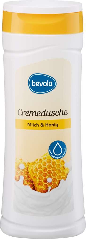 Abbildung des Sortimentsartikels Bevola Duschcreme Milch & Honig 300ml
