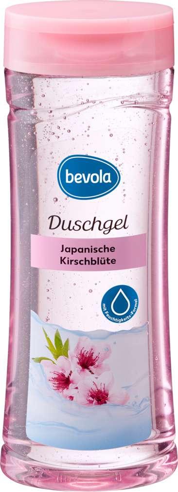 Abbildung des Sortimentsartikels Bevola Duschgel Japanische Kirschblüte 300ml