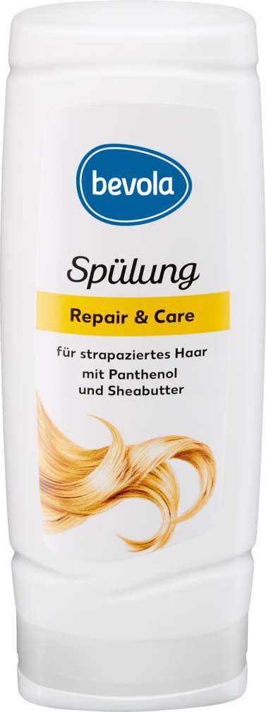 Abbildung des Sortimentsartikels Bevola Spülung Repair & Care 300ml