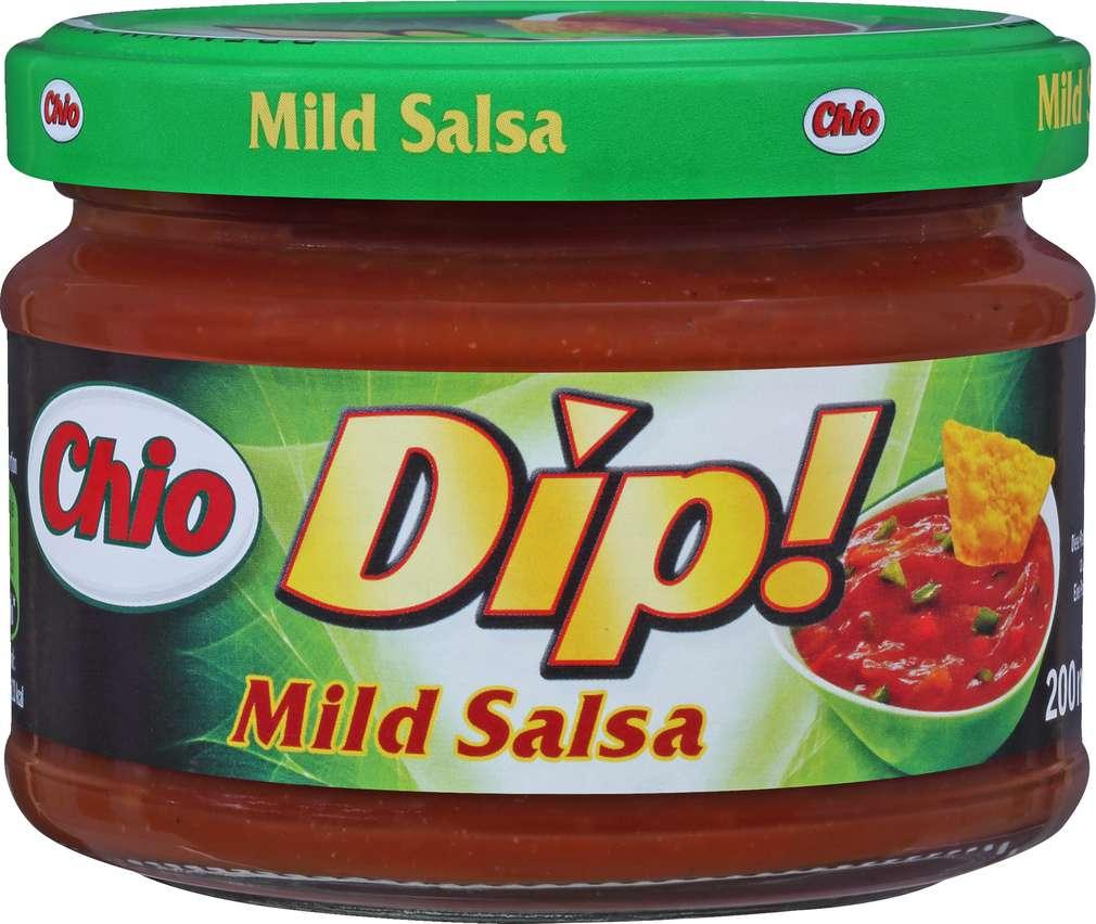 Abbildung des Sortimentsartikels Chio Dip! Mild Salsa 200ml