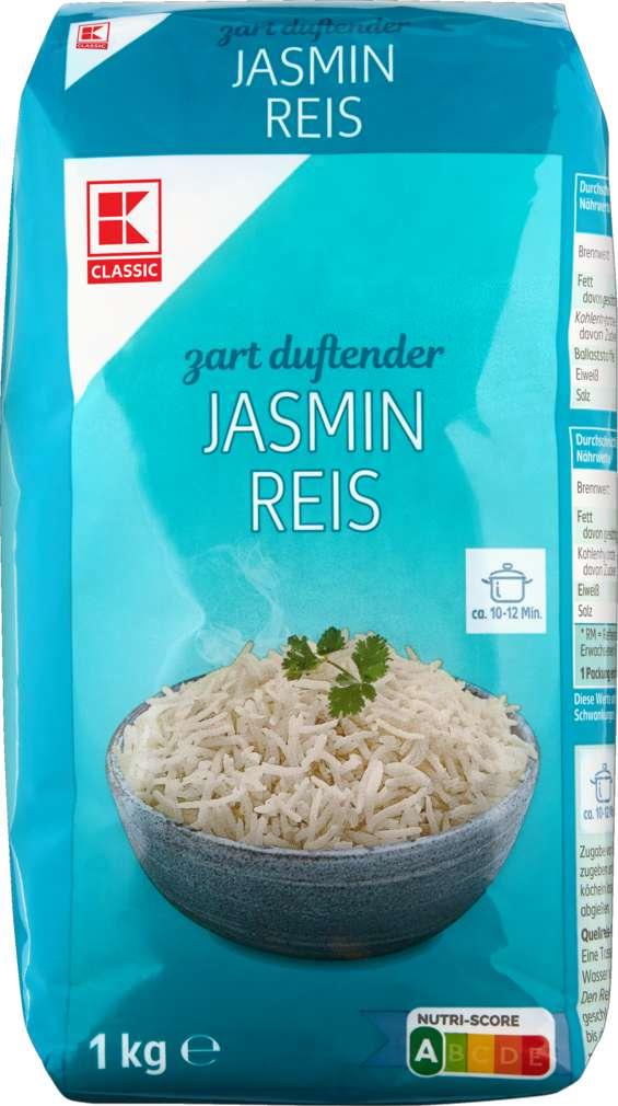 Abbildung des Sortimentsartikels K-Classic Thailändischer Duftreis, lose 1kg