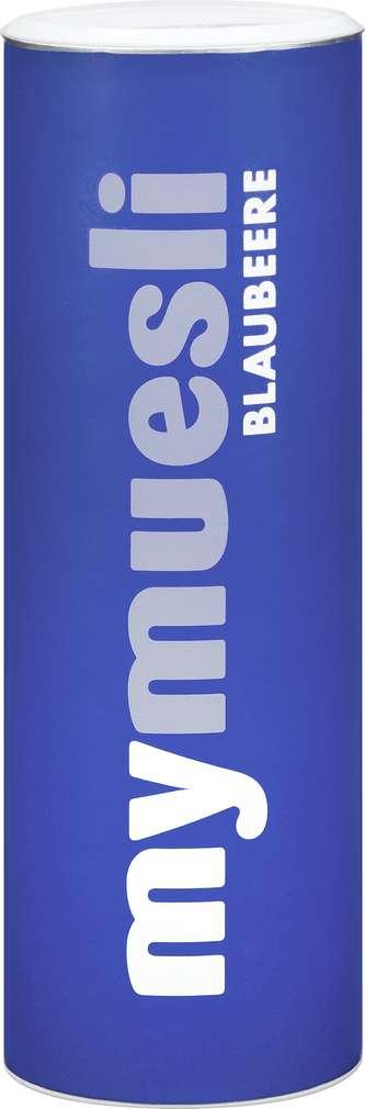 Abbildung des Sortimentsartikels MyMuesli Bio-Müsli Blaubeere 575g
