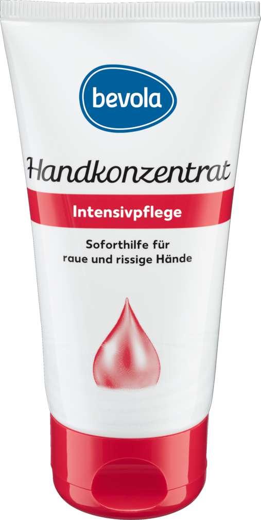 Abbildung des Sortimentsartikels Bevola Handkonzentrat SOS Intensivpflege 75ml