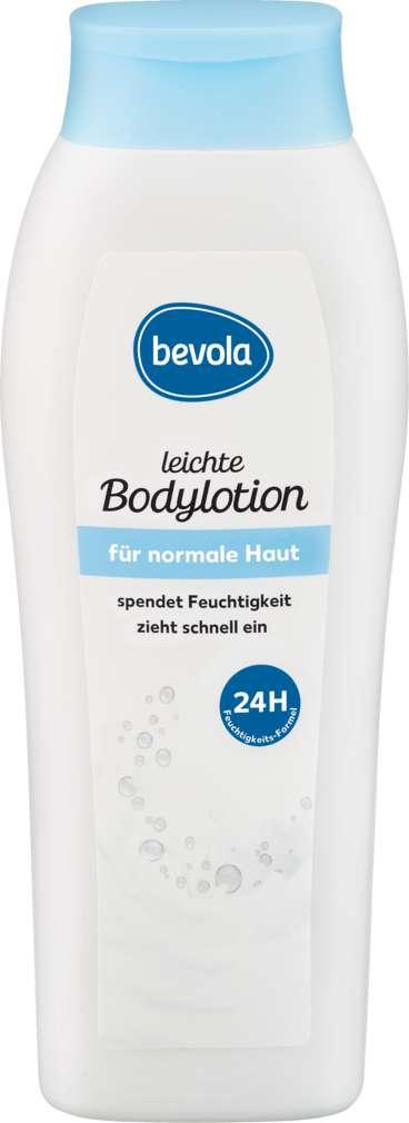 Abbildung des Sortimentsartikels Bevola Bodylotion normale Haut 500ml