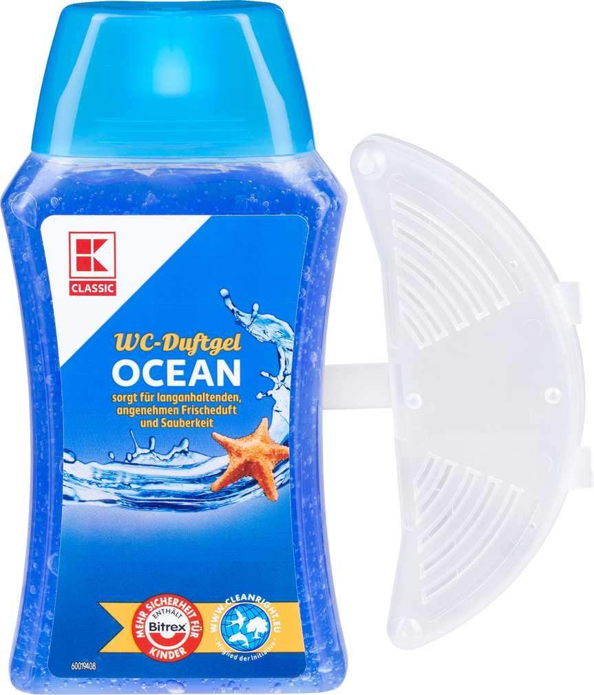 Abbildung des Sortimentsartikels K-Classic WC-Duftgel Meeresfrische 200ml