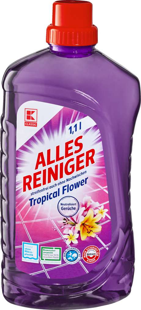 Abbildung des Sortimentsartikels K-Classic Allesreiniger Limited Edition 1,1l