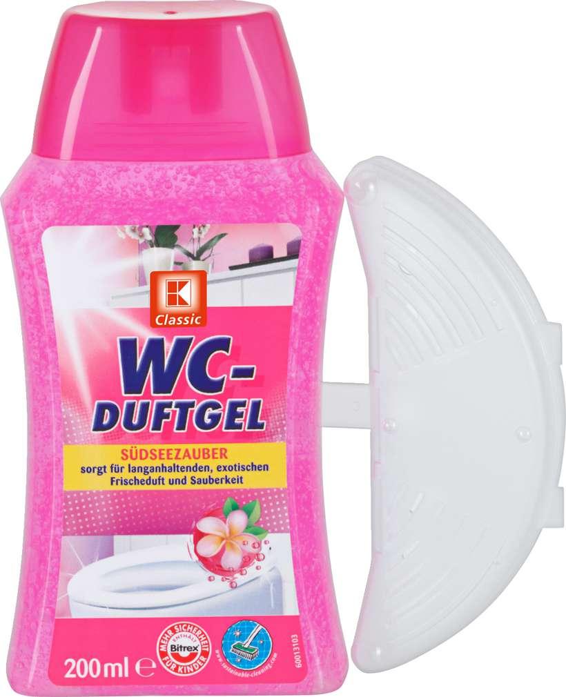 Abbildung des Sortimentsartikels K-Classic WC-Duftgel Südseezauber 200ml