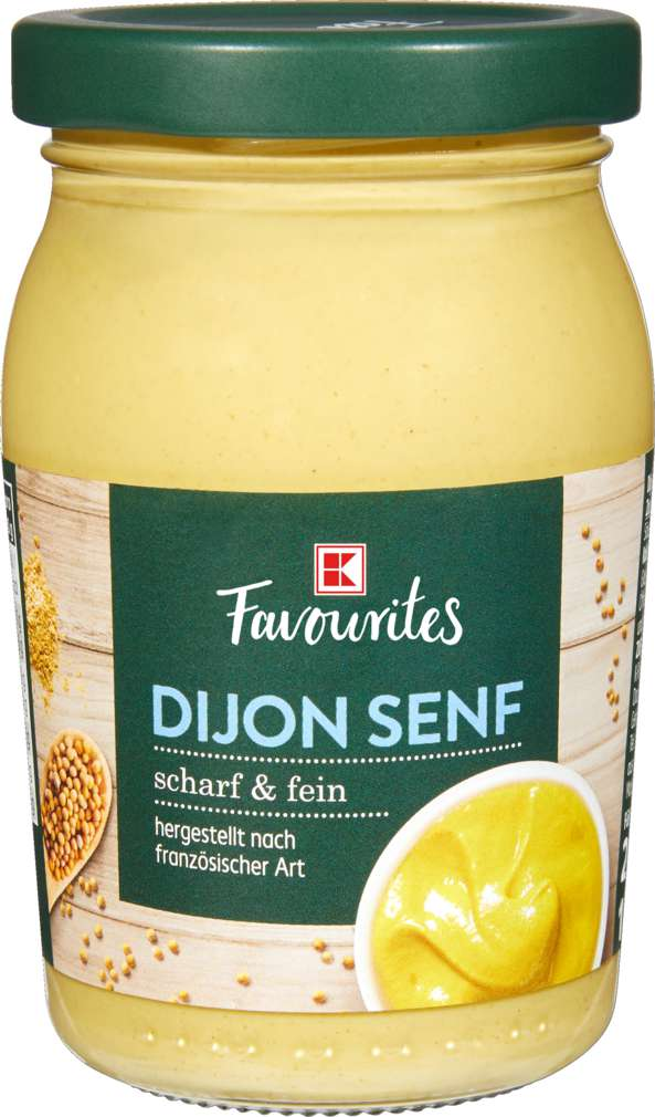 Abbildung des Sortimentsartikels K-Favourites Dijon Senf 200g