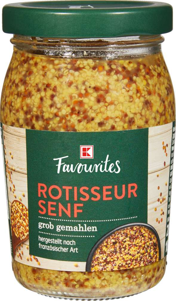 Abbildung des Sortimentsartikels K-Favourites Rotisseur Senf 200g