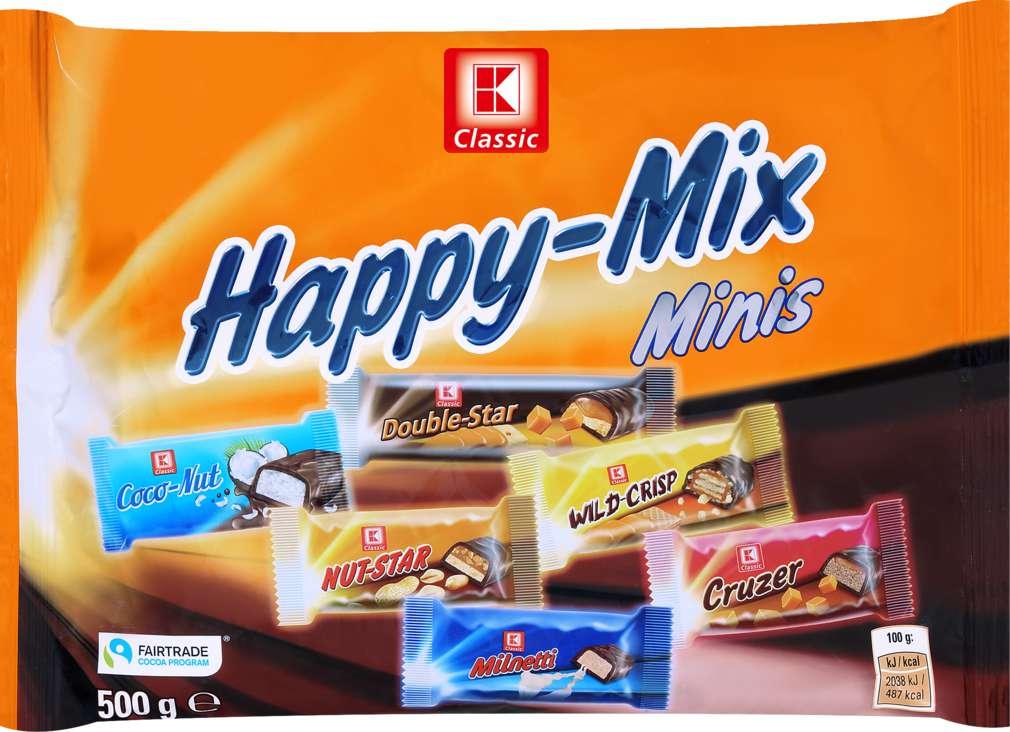 Abbildung des Sortimentsartikels K-Classic Happy-Mix Minis 500g