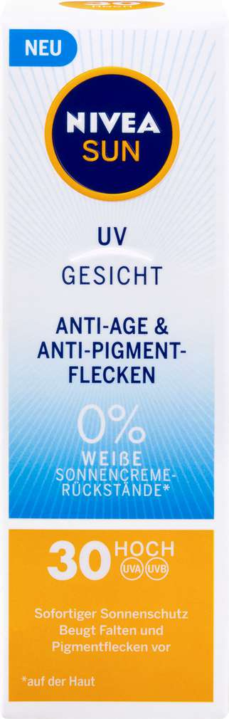 Abbildung des Sortimentsartikels Nivea Sun Anti Age Spray LSF 30 50 ml