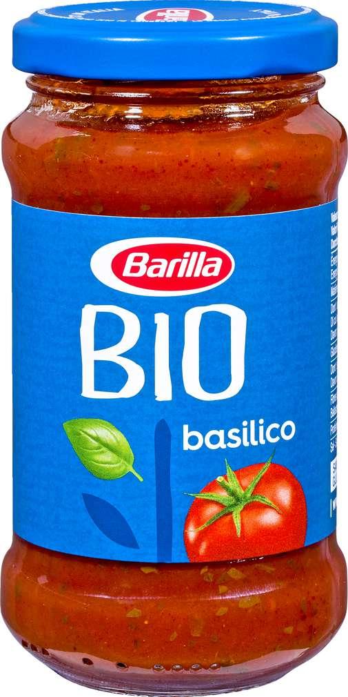 Abbildung des Sortimentsartikels Barilla Bio-Sauce Basilico 200g