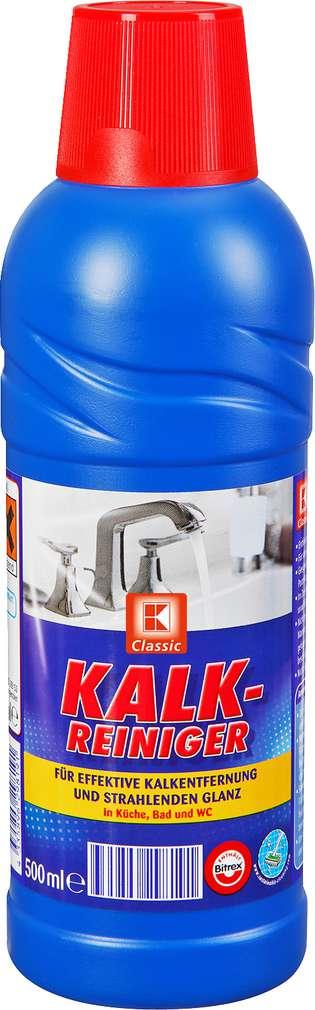 Abbildung des Sortimentsartikels K-Classic Kalkreiniger 500ml