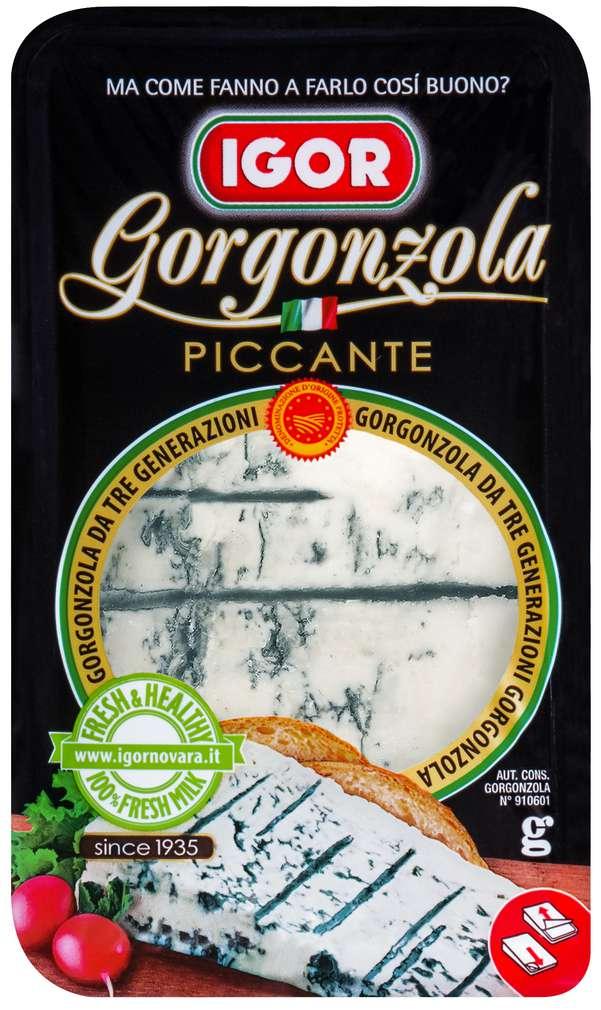Abbildung des Sortimentsartikels Igor Gorgonzola Piccante 200g