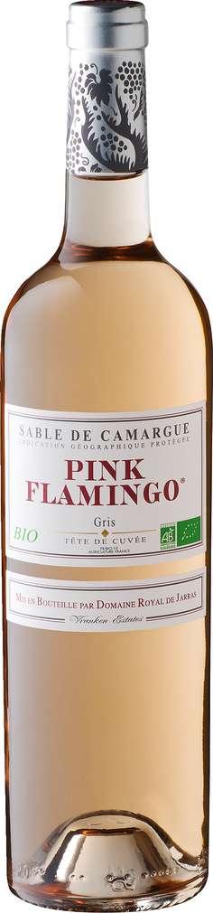 Abbildung des Sortimentsartikels Pink Flamingo Gris Rosé 0,75l