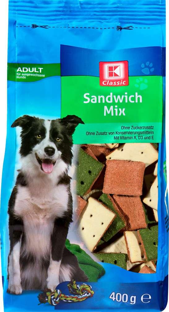 Abbildung des Sortimentsartikels K-Classic Sandwich Mix 400g