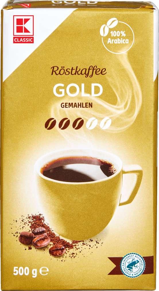 Abbildung des Sortimentsartikels K-Classic Kaffee Klassisch 500g