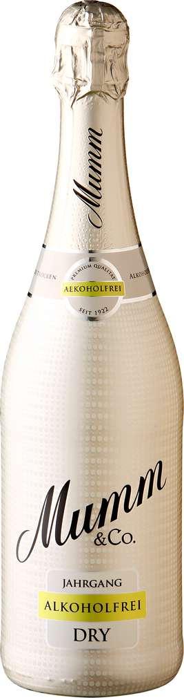 Abbildung des Sortimentsartikels Mumm Jahrgang Alkoholfrei Dry 0,75l