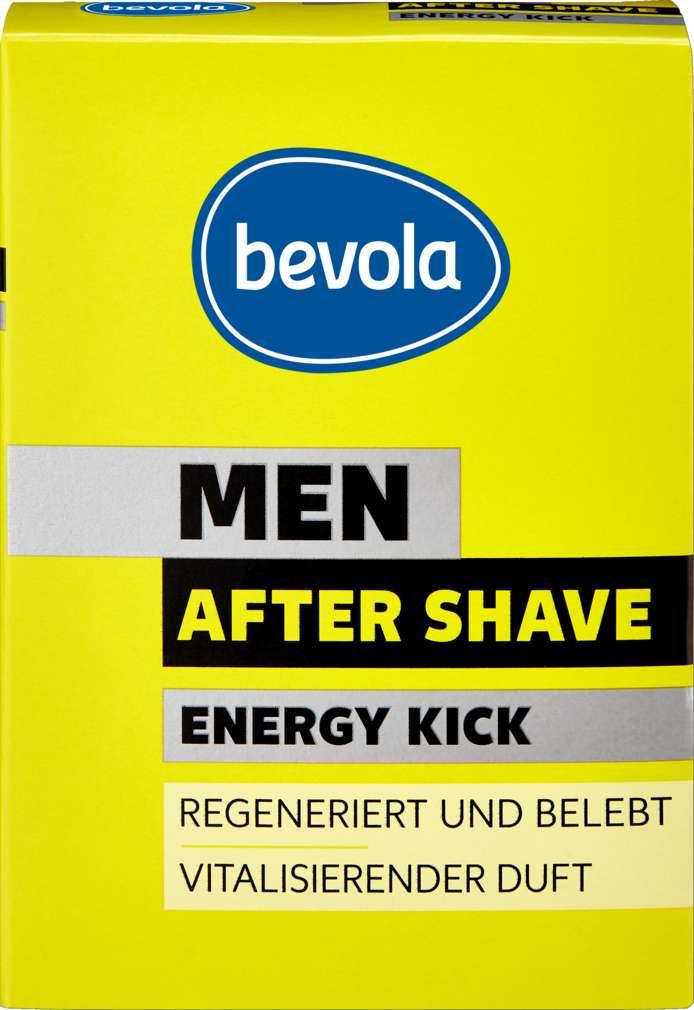 Abbildung des Sortimentsartikels Bevola After Shave Energy Kick 100ml