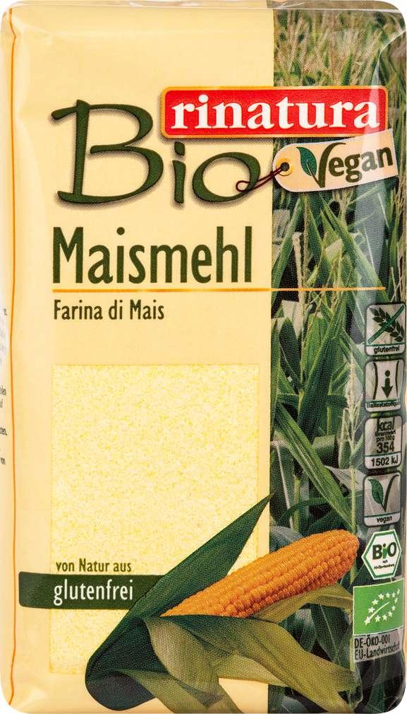 Abbildung des Sortimentsartikels Rinatura Maismehl 500g