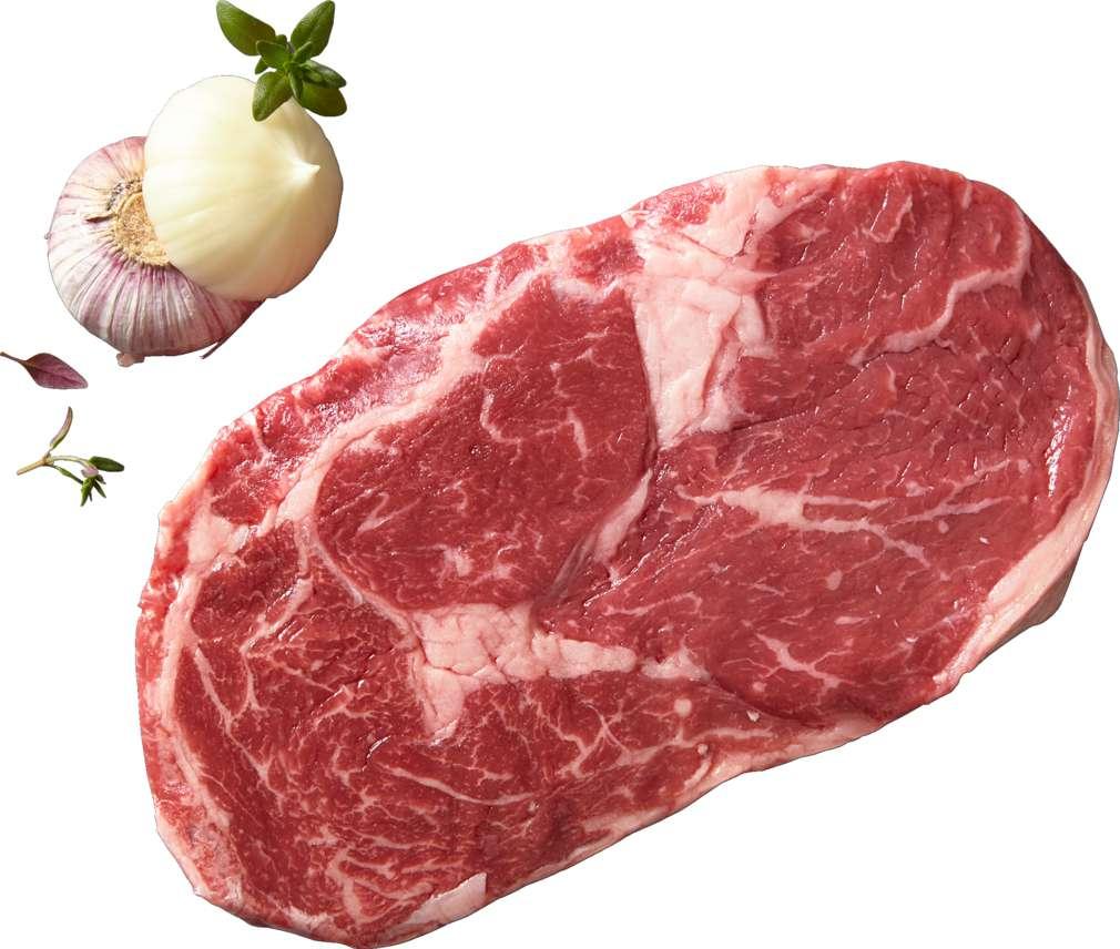 Abbildung des Sortimentsartikels Wertschätze Irish Beef Entrecôte