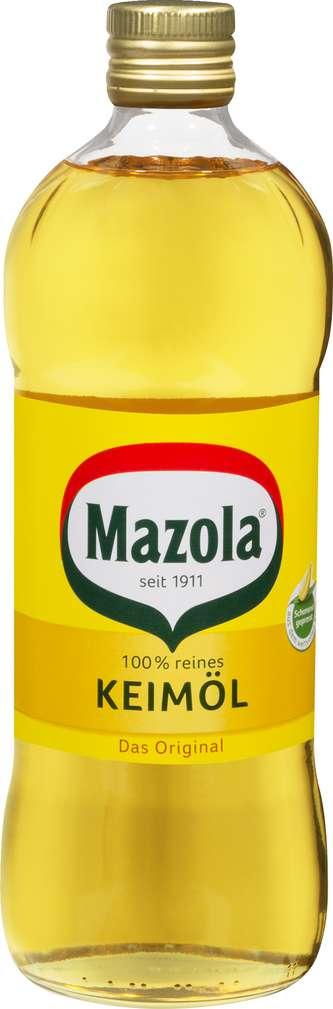 Abbildung des Sortimentsartikels Mazola Keimöl 0,75l
