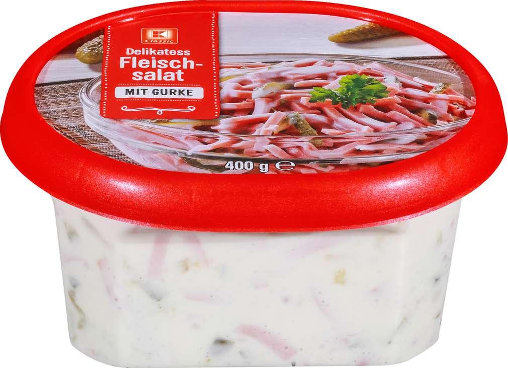 Abbildung des Sortimentsartikels K-Classic Delikatess Fleischsalat 400g