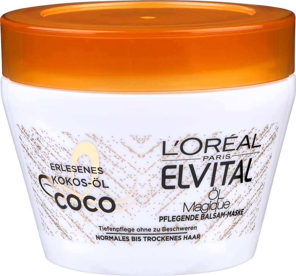 Abbildung des Sortimentsartikels L´Oréal Paris Elvital Kur Öl Magique Coco 300ml