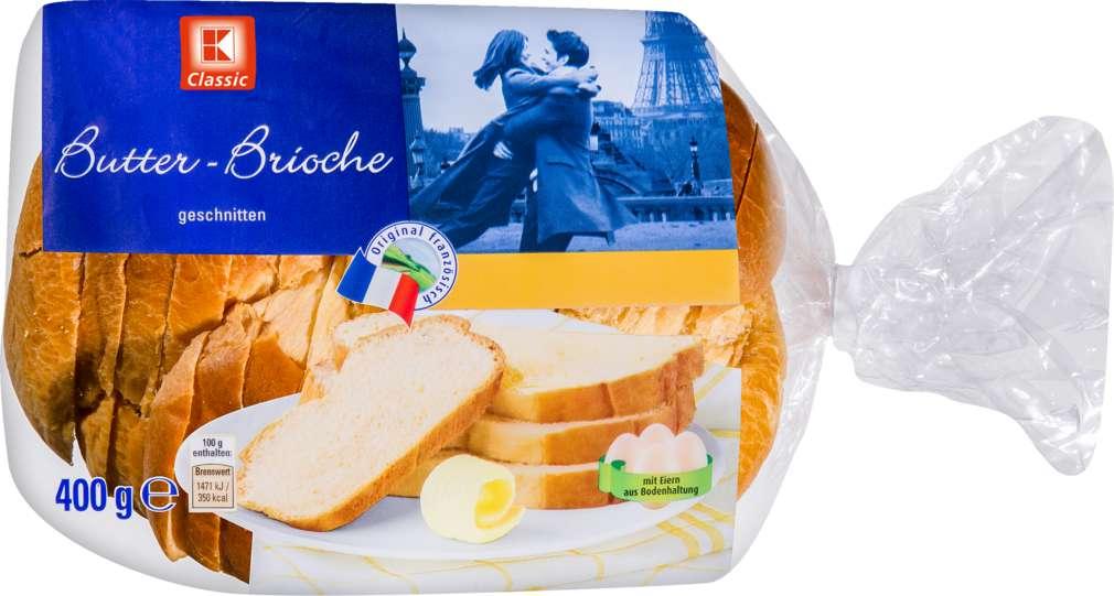Abbildung des Sortimentsartikels K-Classic Butter Brioche 400g