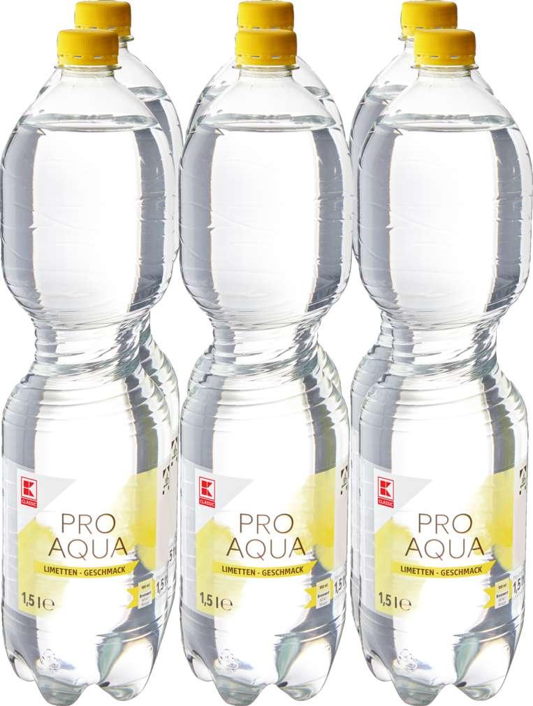 Abbildung des Sortimentsartikels K-Classic Pro Aqua Limette 6x1,5l