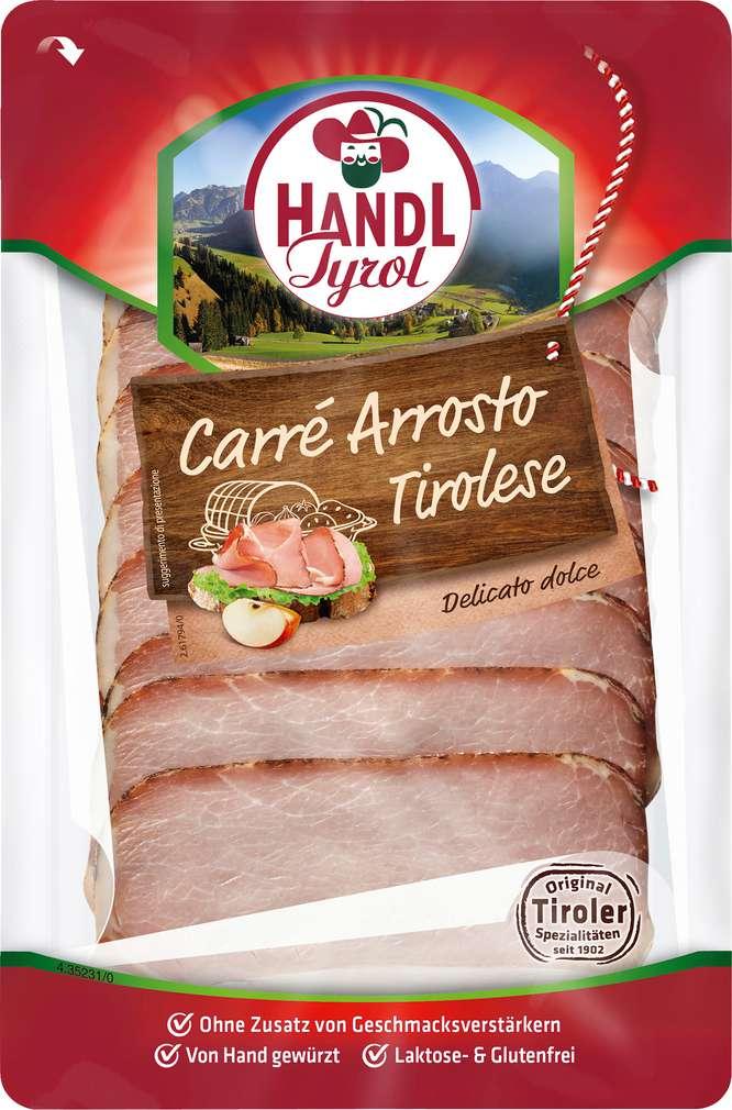 Abbildung des Sortimentsartikels Handl Carre Arrosto Tirolese 80g