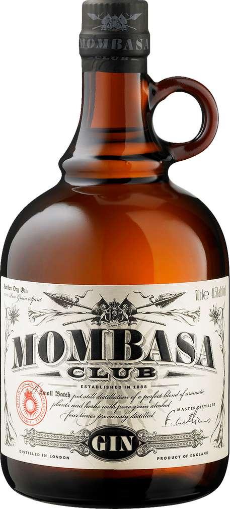 Abbildung des Sortimentsartikels Mombasa Club Gin 0,7l