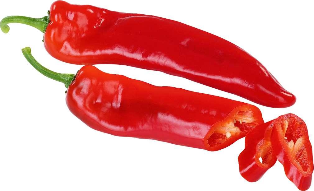 Abbildung des Sortimentsartikels K-Bio Spitzpaprika rot