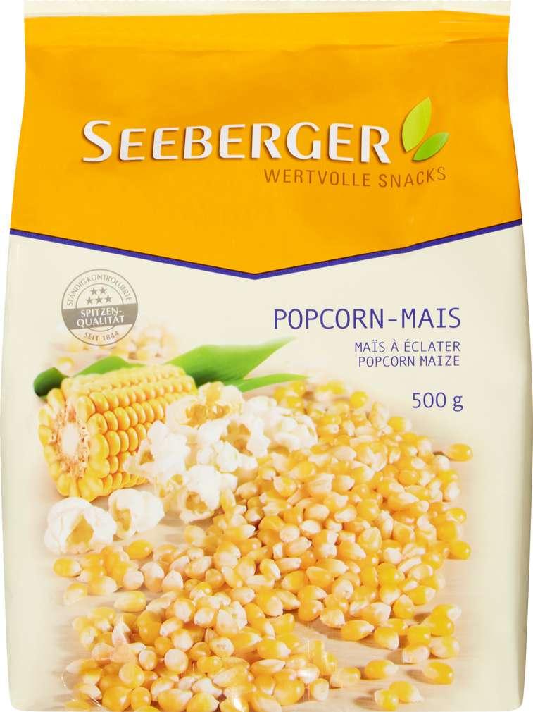 Abbildung des Sortimentsartikels Seeberger Popcorn Mais 500g
