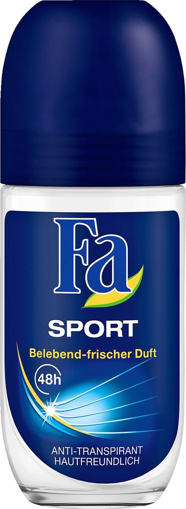 Abbildung des Sortimentsartikels Fa Deo Roll-On Sport 50ml