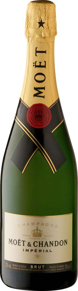 Abbildung des Sortimentsartikels Moët & Chandon Champagner brut 0,75l