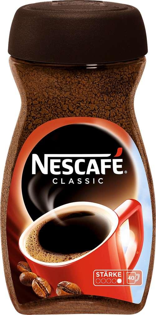 Abbildung des Sortimentsartikels Nescafé Classic 100g