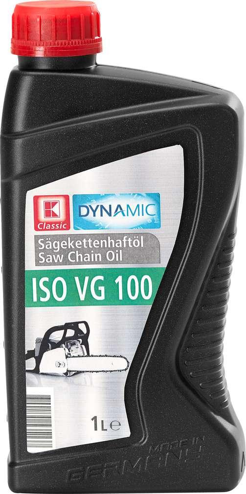 Abbildung des Sortimentsartikels K-Classic Sägekettenhaftöl ISO VG 100 1l