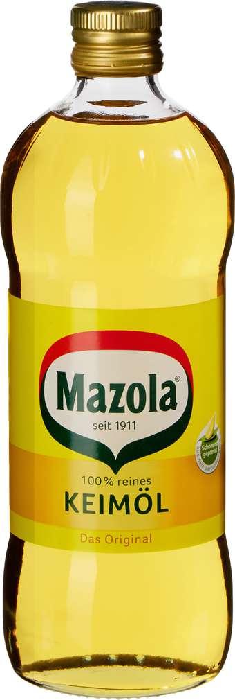 Abbildung des Sortimentsartikels Mazola Keimöl 750ml