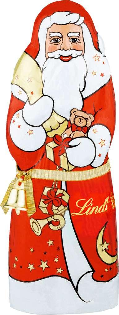 Abbildung des Sortimentsartikels Lindt Weihnachtsmann 70g