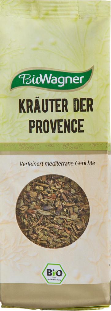 Abbildung des Sortimentsartikels BioWagner Bio-Kräuter der Provence 25g