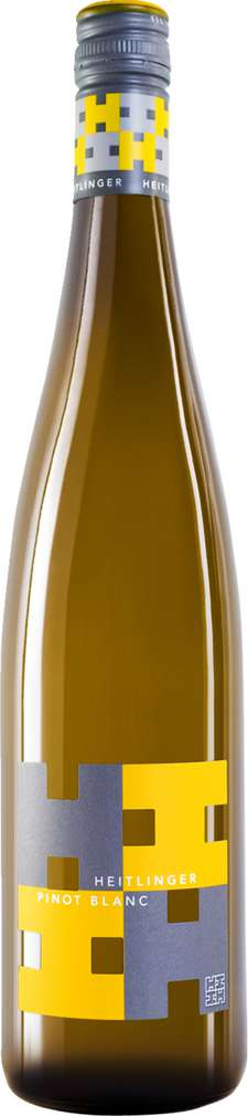 Abbildung des Sortimentsartikels Ravensburg Baden Pinot Blanc 0,75l