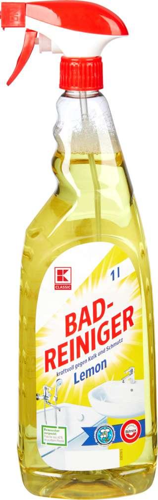 Abbildung des Sortimentsartikels K-Classic Badreiniger Citrus 1,0l