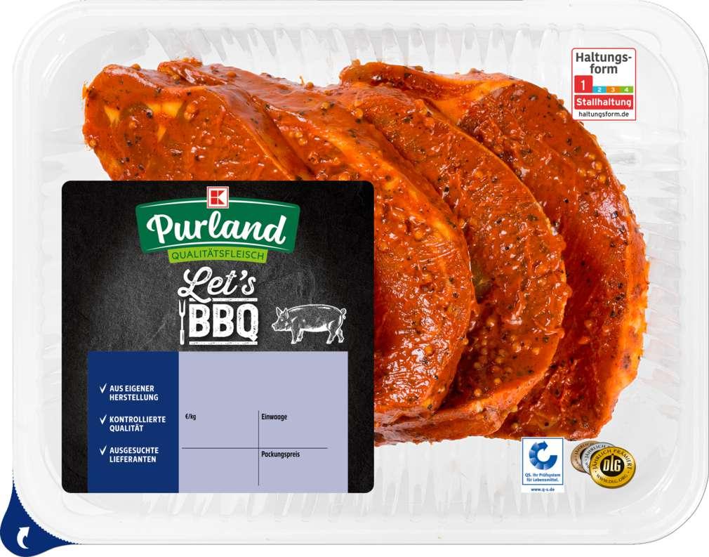 Abbildung des Sortimentsartikels K-Purland Grillkotelett vom Schwein