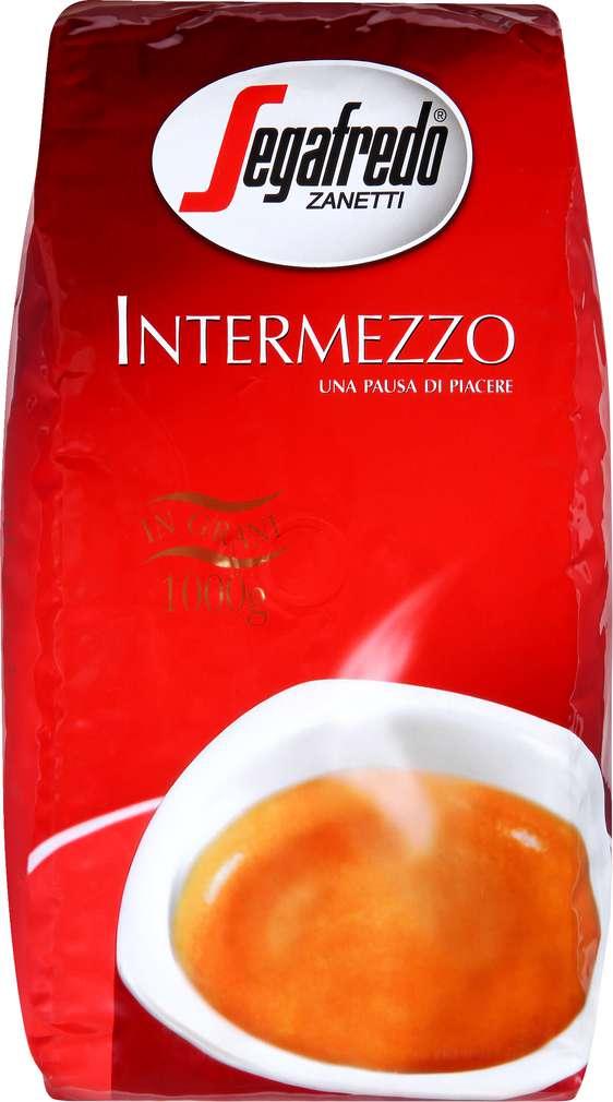 Abbildung des Sortimentsartikels Segafredo Zanetti Intermezzo 1kg
